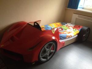 Ferrari autobed